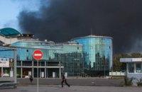 Во время штурма аэропорта Донецка погиб один военный, – СНБО (Обновлено)