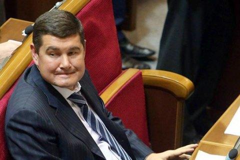 СБУ заявила о получении российского гражданства нардепом Онищенко (обновлено)