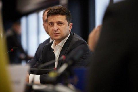 Обнародован указ президента о введении санкций против Медведчука и связанных с ним лиц и компаний