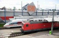 """Deutsche Bahn і """"Укрзалізниця"""" 22 січня підпишуть меморандум про співпрацю"""