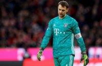 """Голкіпер """"Баварії"""" пропустив курйозний гол у матчі Бундесліги"""
