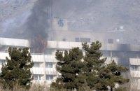 """""""Талибан"""" взял ответственность за нападение на отель в Кабуле"""