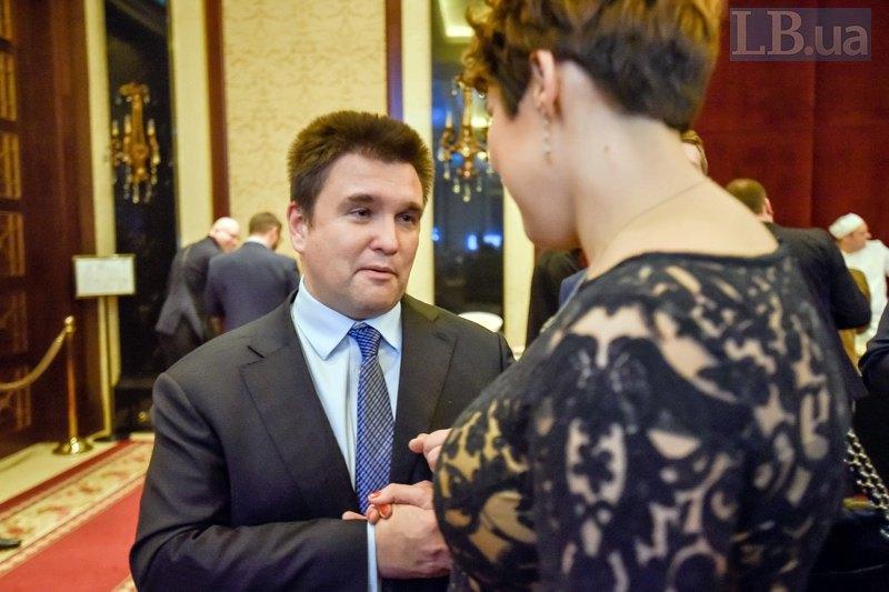 Министр иностранных дел Павел Климкин