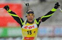 Біатлон. Фуркад в Ханти-Мансійську виграв восьму гонку в сезоні