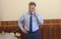 """Саакашвили не оценил """"руку помощи"""" Наливайченко"""