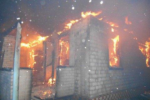 У пожежах на Різдво загинули чотири людини