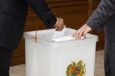 На выборах в Армении побеждает правящая партия, - эксит-поллы