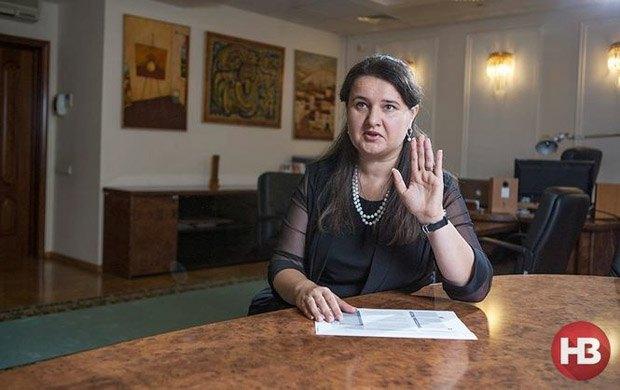 Теперь Оксана Маркарова будет руководить министерством