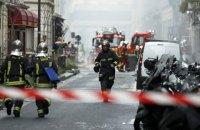 Из-за взрыва в Париже пострадал гражданин Украины