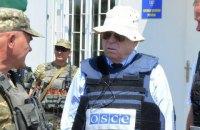 Координатор ОБСЕ посетил пленных в оккупированном Донецке