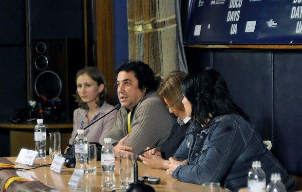 Режиссер Андрей Загданский, член короткометражного жюри. На фестивале покажут его ретроспективу