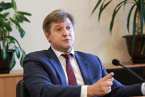 Лещенко назвал экс-министра финансов Данилюка возможным главой МИД в случае победы Зеленского