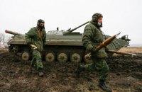 Окупанти проводять на Донбасі масштабні мобілізаційні навчання з резервістами