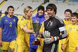«Cyprus Cup». Украина выигрывает турнир