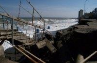 Власти Алушты завысили ущерб от шторма почти в пять раз