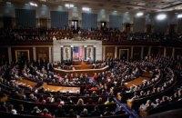 Конгрес США ухвалив резолюцію про санкції проти Росії