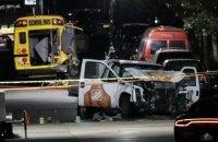 В машине исполнителя теракта в Нью-Йорке нашли записку о верности ИГИЛ