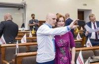 Київська облрада: рекордне недопредставництво і слабке жіноче лідерство