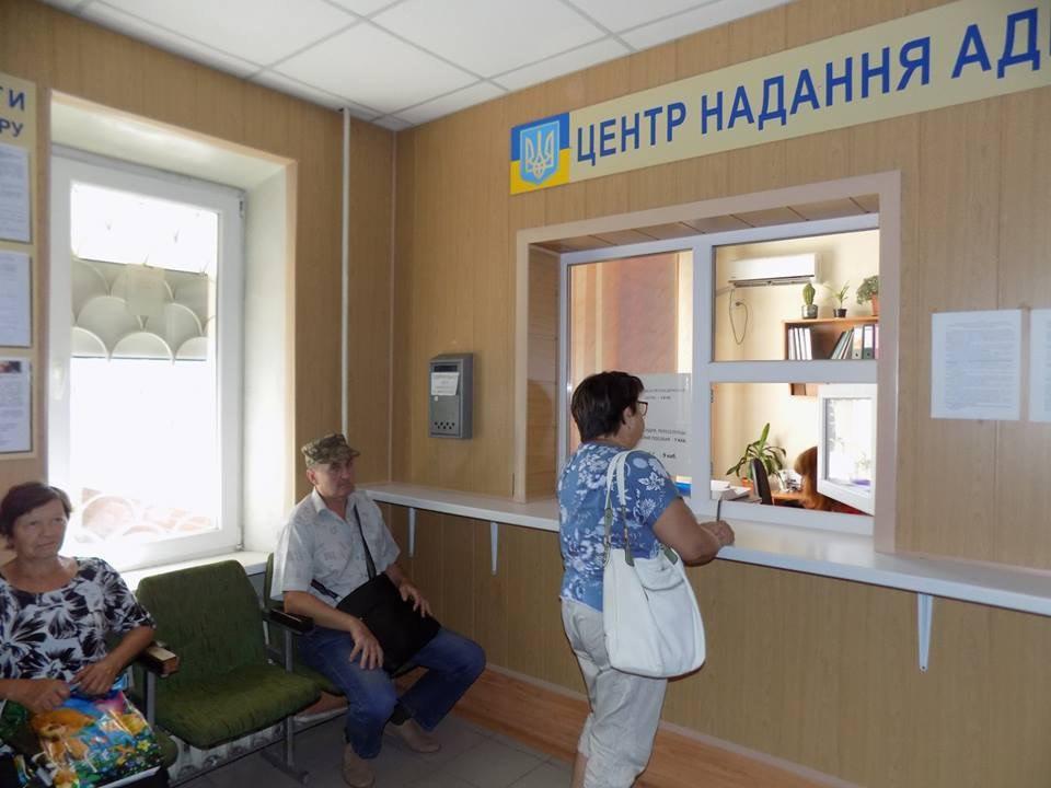 ЦНАП у місті Покровськ