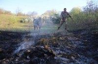 Російські війська вистрілили з ПТРК в бік житлового сектору Попасної
