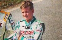 Сын Шумахера стал вице-чемпионом в картинге