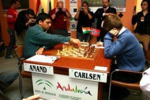 Ананд спробує відібрати у Карлсена шахову корону в Сочі