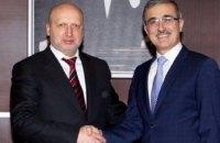 Украина и Турция договорились о сотрудничестве в оборонной сфере