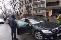 """Застрелений у Києві чоловік виявився свідком у справі """"діамантових прокурорів"""""""