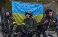 За сутки в зоне АТО ранены трое военных, погибших нет