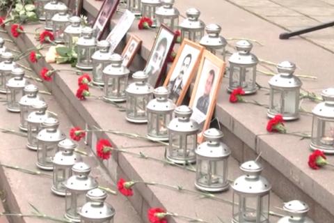 """В Москве почтили память жертв """"Норд-Оста"""""""
