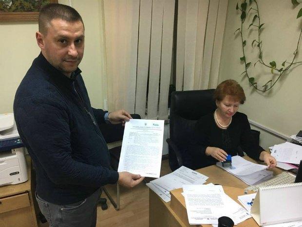 Формальный директор стройки Александр Перехрест доволен принятым решением