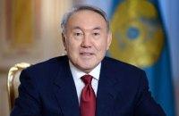 Назарбаев уходит с поста главы Ассамблеи народа Казахстана