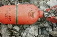 На островах Швеції знайшли російські сигнальні патрони