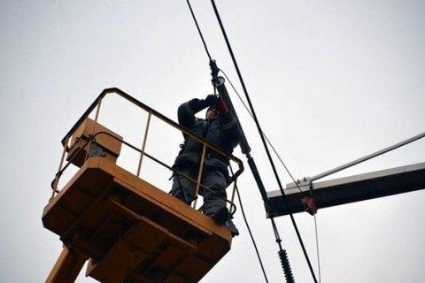В Одесской области 11 населенных пунктов остаются без света