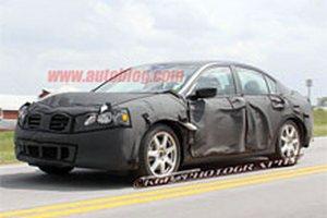 Появились фотографии новой Honda Accord