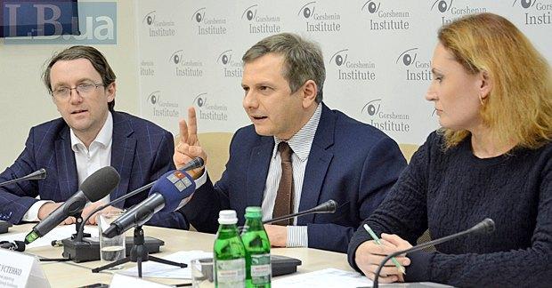Олександр Паращій, Олег Устенко та Наталя Клаунінг