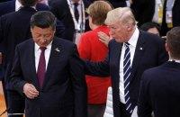 Американские спецслужбы опровергли драку с китайцами из-за ядерного чемоданчика Трампа