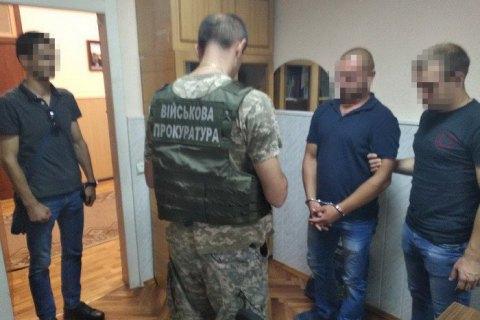 У Кіровоградській області затримали дезертира ЗСУ
