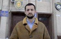 """Поліція порушила справу за фактом нападу на координатора """"Опори"""" в Кропивницькому"""