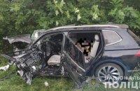 4 людини загинули під час зіткнення іномарок у Вінницькій області, ще 4 - постраждали