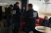 В Харькове прокурора задержали на получении $3500 взятки