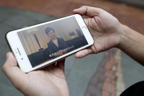 Влада Гонконгу виконала ключову вимогу протестувальників