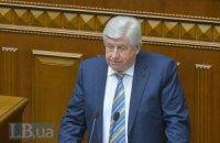 Рада дала согласие на назначение Шокина генпрокурором