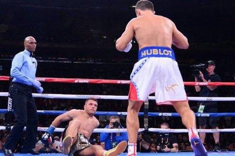 Дерев'янченка і Головкіна відсторонили від боксу