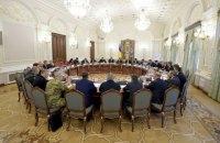 РНБО в п'ятницю розгляне державну стратегію деокупації Криму та нові санкції