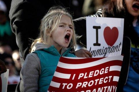 США зіткнулися з найбільшою хвилею міграції за останні 20 років