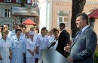 Українським лікарням не вистачає 30 тисяч медиків