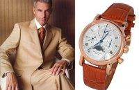 Статусные мужские часы: имидж начинается с деталей
