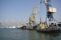 Из-за блокирования прохода судов через Керченский пролив Бердянский порт перешел на сокращенную рабочую неделю