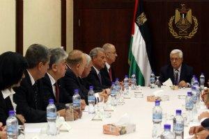 В Палестинской автономии объявлен состав нового правительства